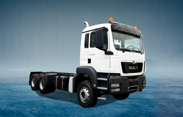 MAN TGS 33.360 6×4 BB-WW CHASSIS CABIN